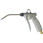 Pistole ofukovací - připojení vsuvka DN7,2 / bezp.prodloužená tryska